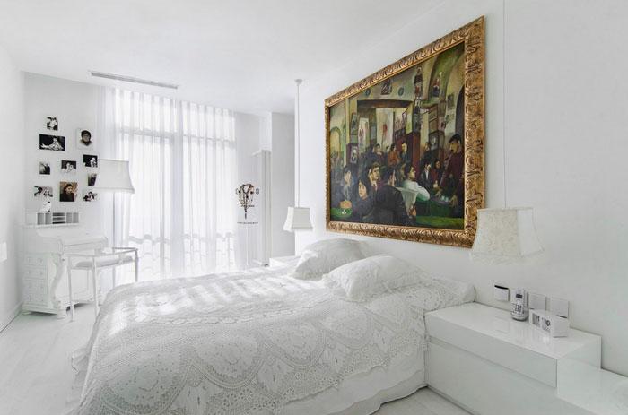 66691386461 Designidéer för sovrum i olika stilar och färger