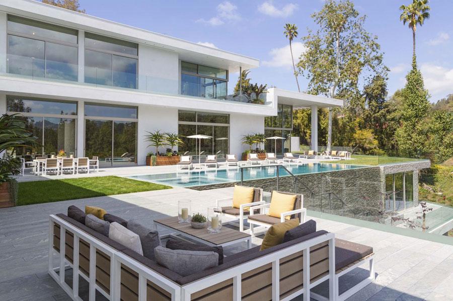 4 Spektakulär Los Angeles-egendom designad av Quinn Architects