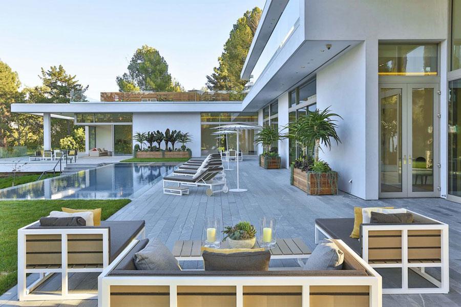 16 Spektakulära Los Angeles fastigheter designade av Quinn Architects