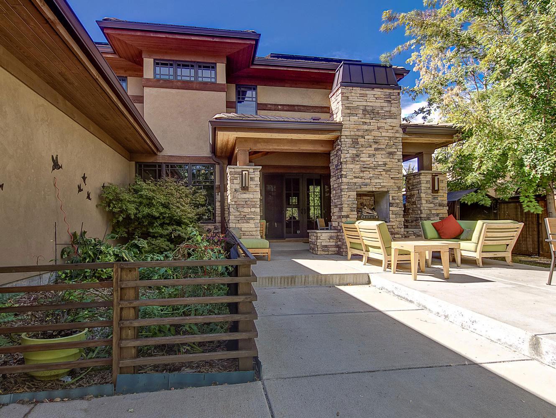 Elegant och modernt hus med en rustik exteriör 5 Elegant och modernt hus med en rustik exteriör