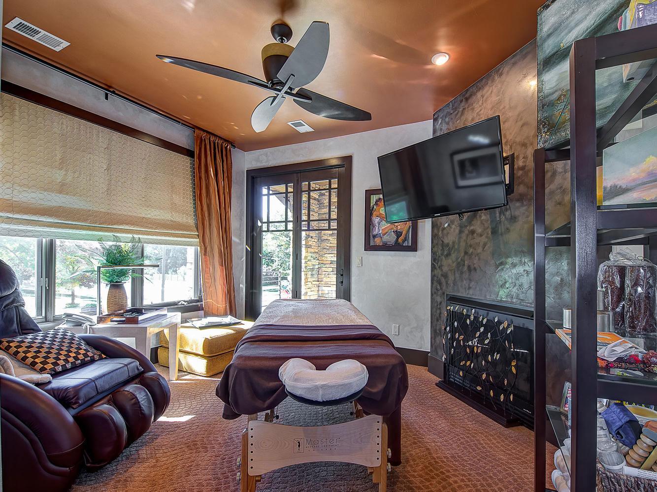 Elegant och modernt hus med rustik exteriör 37 Elegant och modernt hus med rustik exteriör