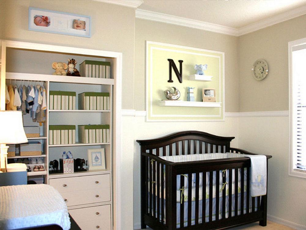 Babyrum-design-idéer-för-flickor-10 babyrum-design-idéer för flickor