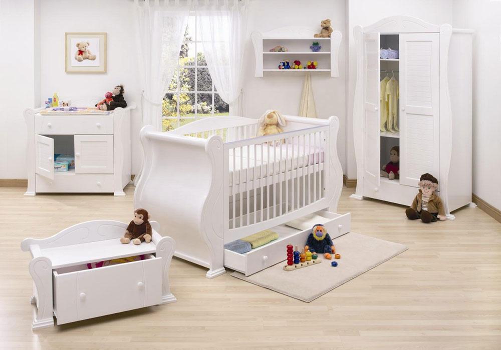 Babyrum-design-idéer-för-flickor-5 babyrum-design-idéer för flickor