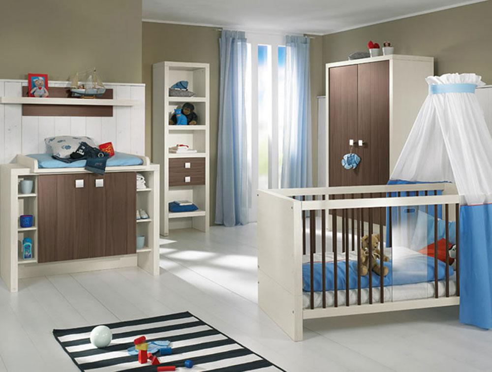 Babyrum-design-idéer-för-flickor-4 babyrum-design-idéer för flickor