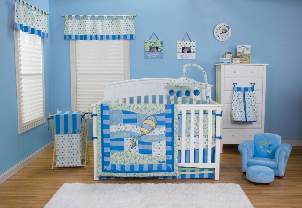 Babyrum-design-idéer-för-flickor-3 babyrum-design-idéer för flickor