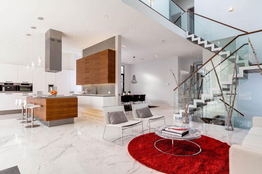The-Truly-Cozy-Home-9 Det riktigt mysiga hemmet som är Chaplin Crescent Residence