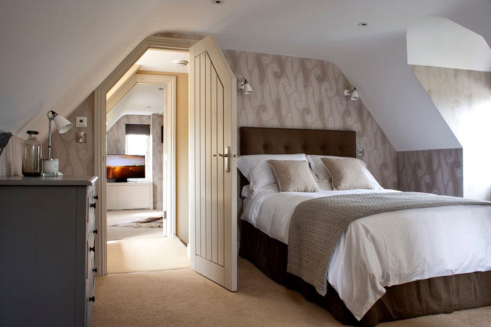 Designtips för att dekorera ett litet sovrum på en budget 9 Designtips för att dekorera ett litet sovrum med en budget