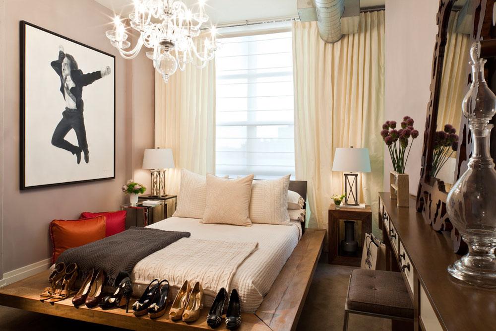 Designtips för att dekorera ett litet sovrum på en budget 2 designtips för att dekorera ett litet sovrum med en budget