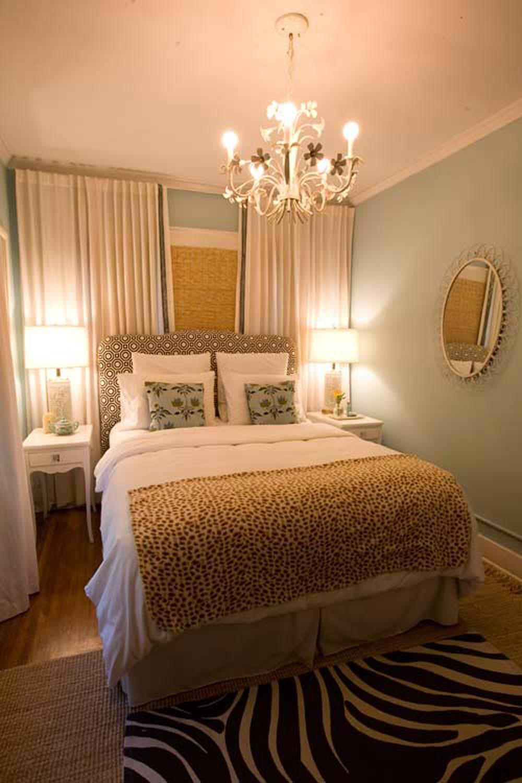 Designtips för att dekorera ett litet sovrum på en budget 6 Designtips för att dekorera ett litet sovrum med en budget