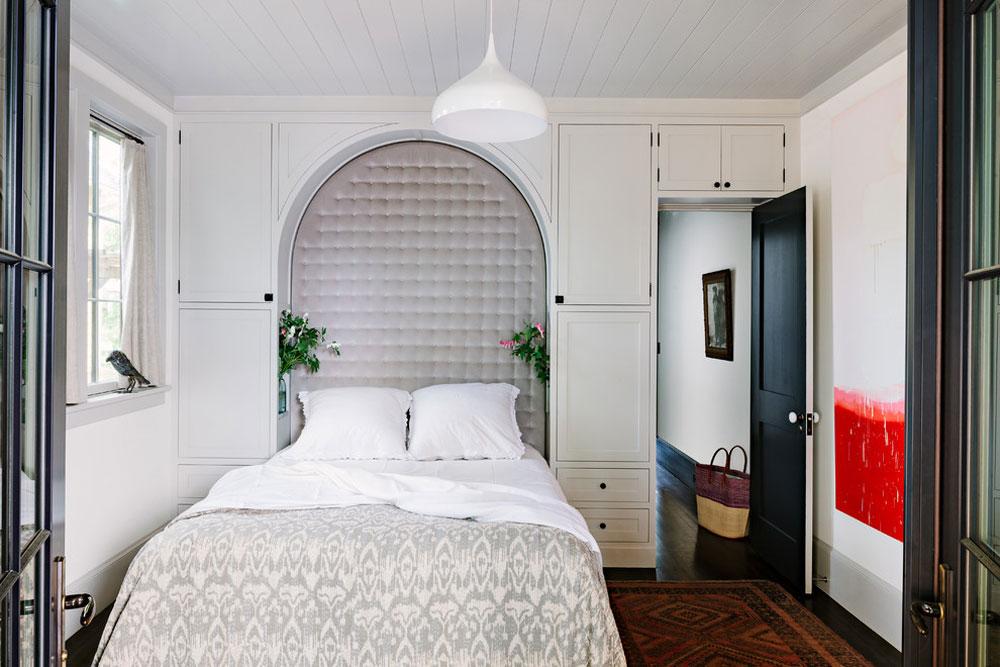 Designtips för att dekorera ett litet sovrum på en budget 5 Designtips för att dekorera ett litet sovrum med en budget