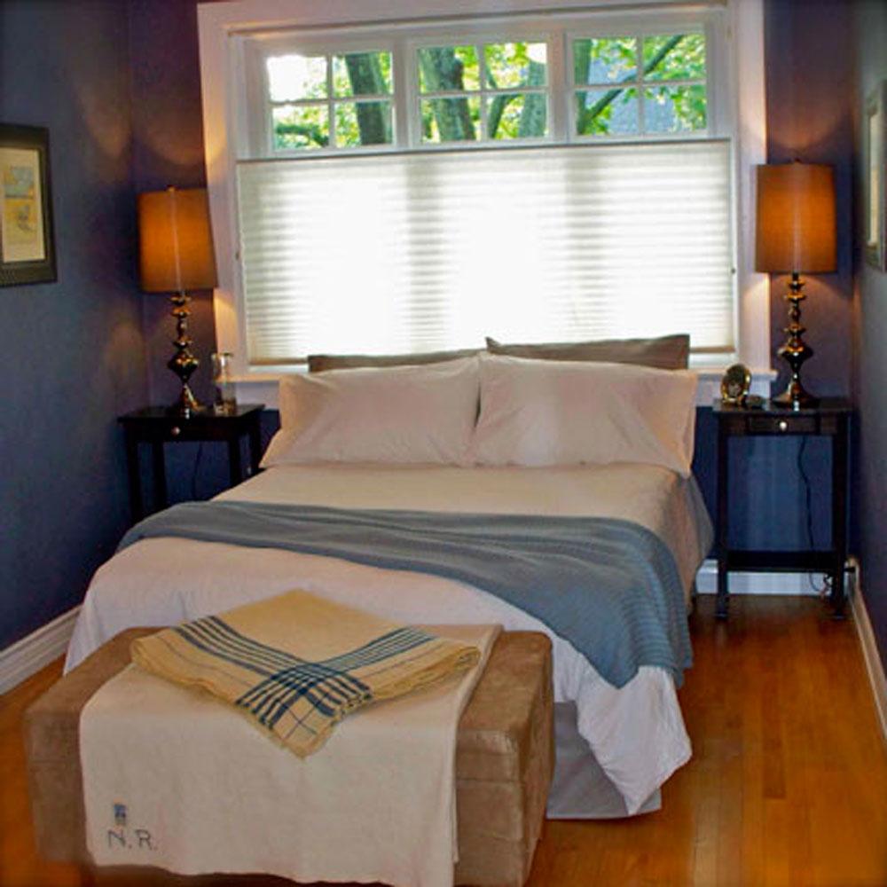 Designtips för att dekorera ett litet sovrum på en budget 13 Designtips för att dekorera ett litet sovrum på en budget