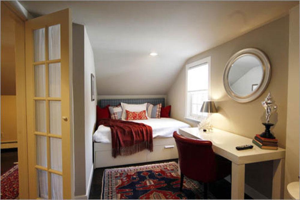 Designtips för att dekorera ett litet sovrum på en budget 4 designtips för att dekorera ett litet sovrum med en budget