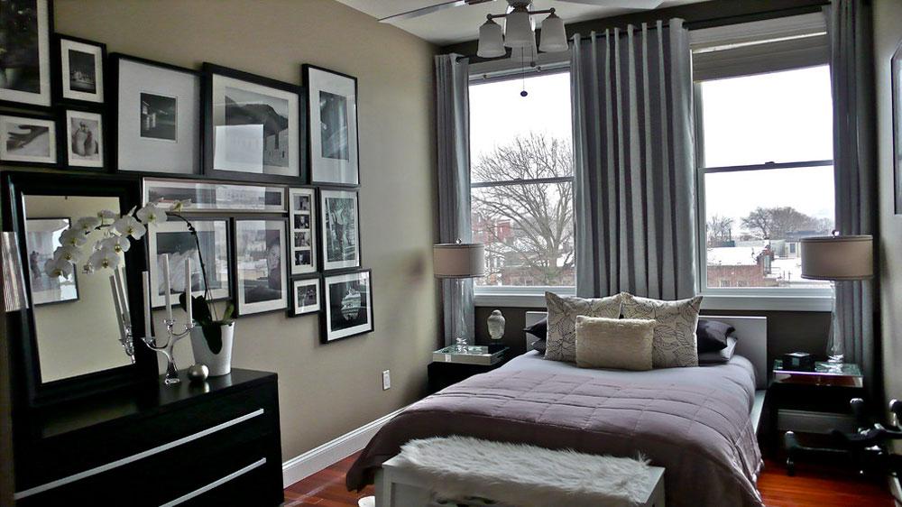 Designtips för att dekorera ett litet sovrum på en budget 10 Designtips för att dekorera ett litet sovrum med en budget