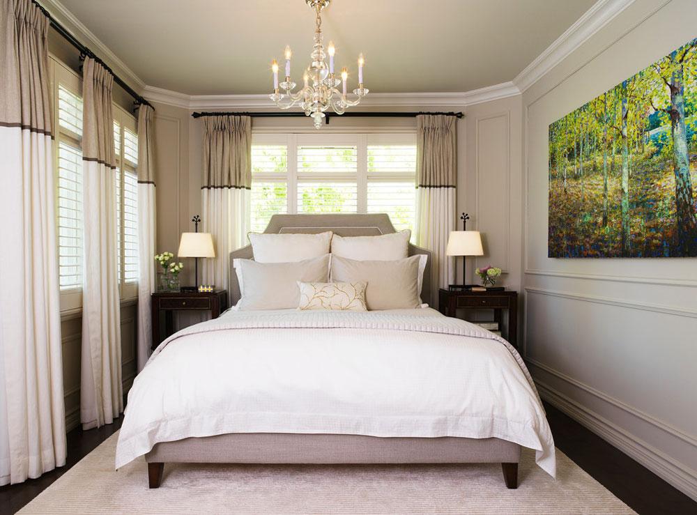Designtips för att dekorera ett litet sovrum på en budget 12 designtips för att dekorera ett litet sovrum med en budget