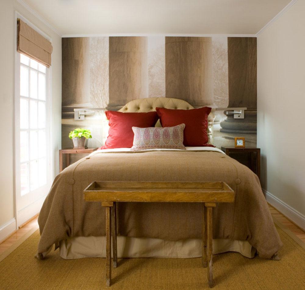 Designtips för att dekorera ett litet sovrum med en budget 3 designtips för att dekorera ett litet sovrum med en budget