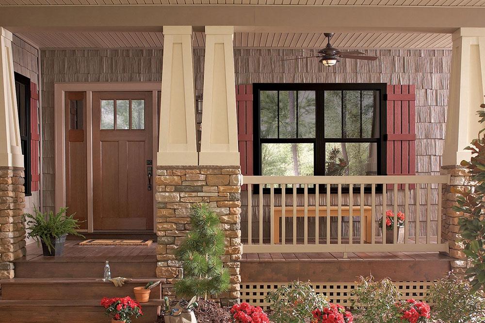 Lägga till val och färger till vinylfönster - 4 fakta om vinylfönster du måste veta om