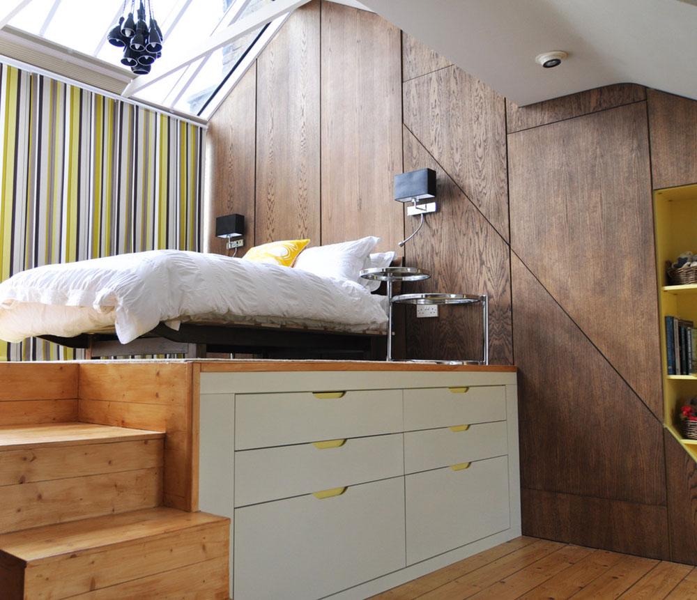 Loft-Bedroom-by-Kia-Designs Har du sett dessa fantastiska loft-sovrum-idéer?