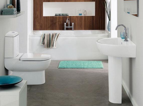 regular3 Attraktiva badmattor och mattor som förbättrar ditt badrums utseende