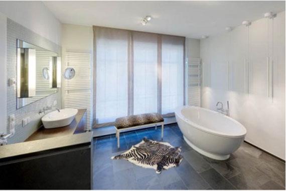 animal1 Attraktiva badmattor och mattor som förbättrar utseendet på ditt badrum