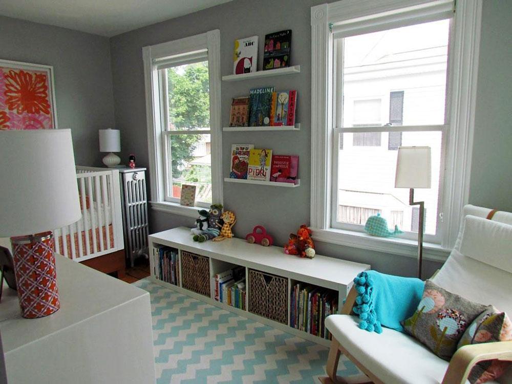 Bänkskydd för barnkammare och fönsterplatser 9 saker varje babyrum ska ha