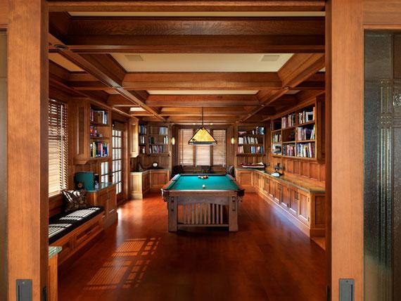 v18 Maclure-stil Ocean-Front Home Windward Oaks av Michael Knight