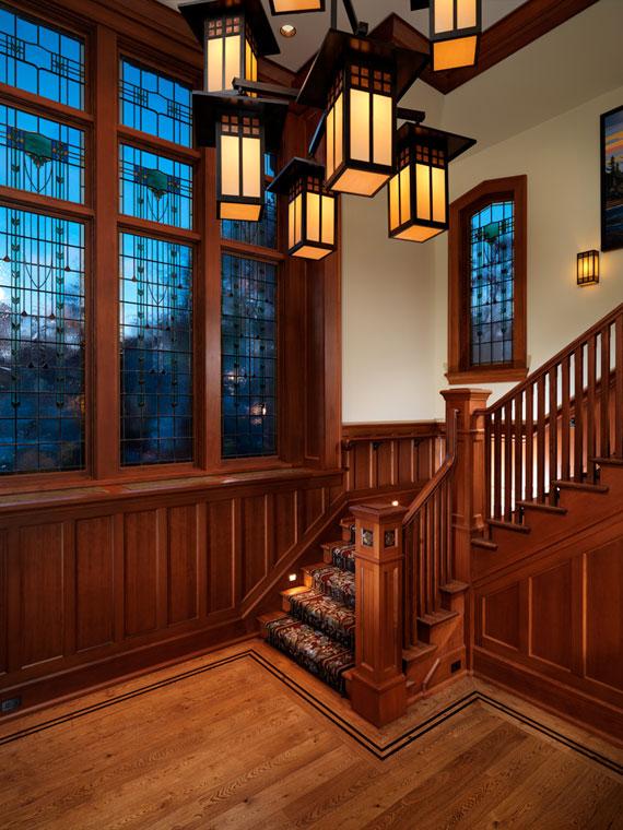 v23 Maclure-stil Ocean-Front Home Windward Oaks av Michael Knight