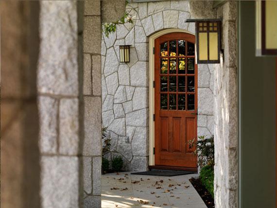 v7 Maclure-stil Ocean-Front Home Windward Oaks av Michael Knight
