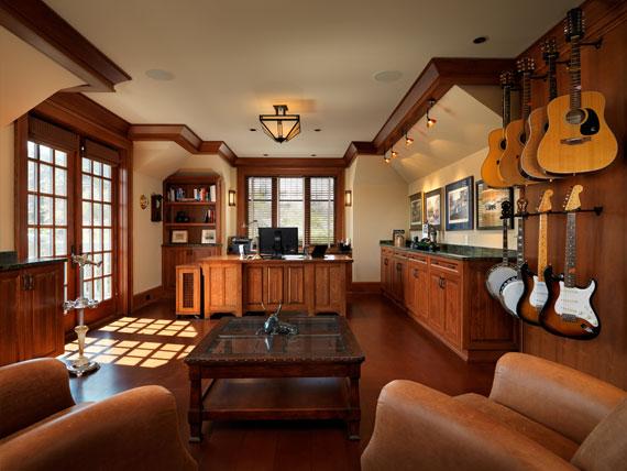 v20 Maclure-Style Ocean-Front Home Windward Oaks av Michael Knight