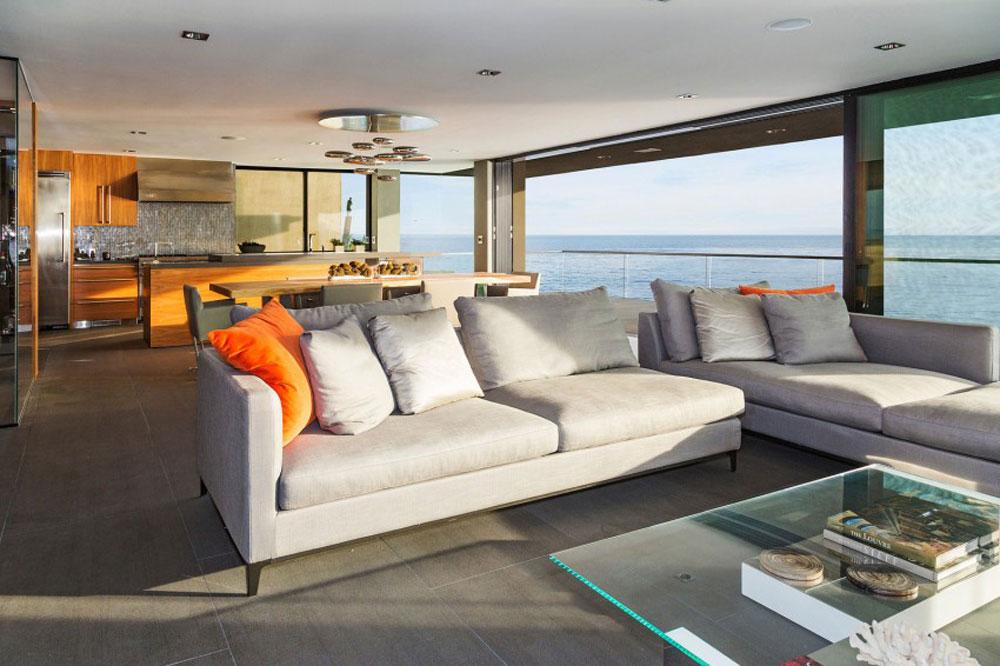Modernt hem i Malibu med fantastisk havsutsikt 3 Samtida Malibu hem med fantastisk havsutsikt