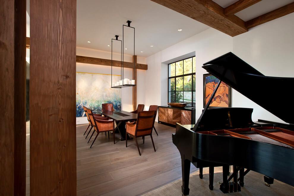 Modern stil för en klassisk ranch-4 Modern stil för en klassisk ranch
