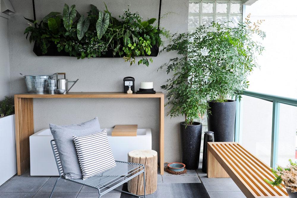 Dekorera-ditt-hus-interiör-med-växter-9 Dekorera ditt interiör med växter