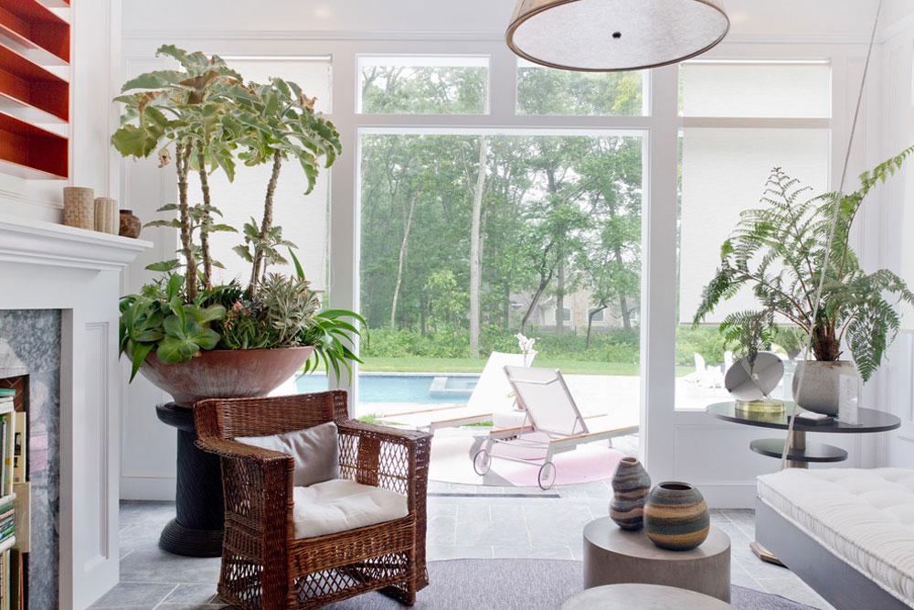Dekorera-ditt-hus-interiör-med-växter-4 Dekorera interiören i ditt hus med växter