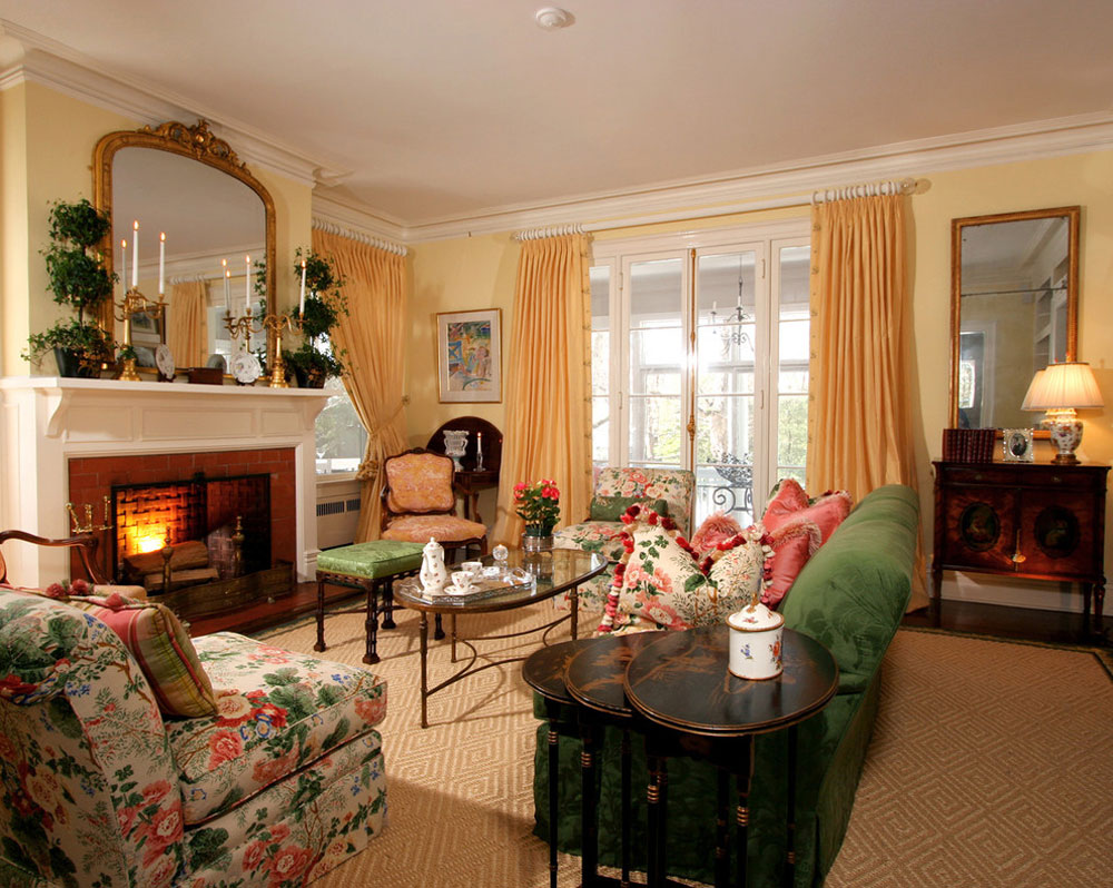 Vintage-hem-dekor-stil-och-idéer-11-1 Vintage heminredning stil och idéer