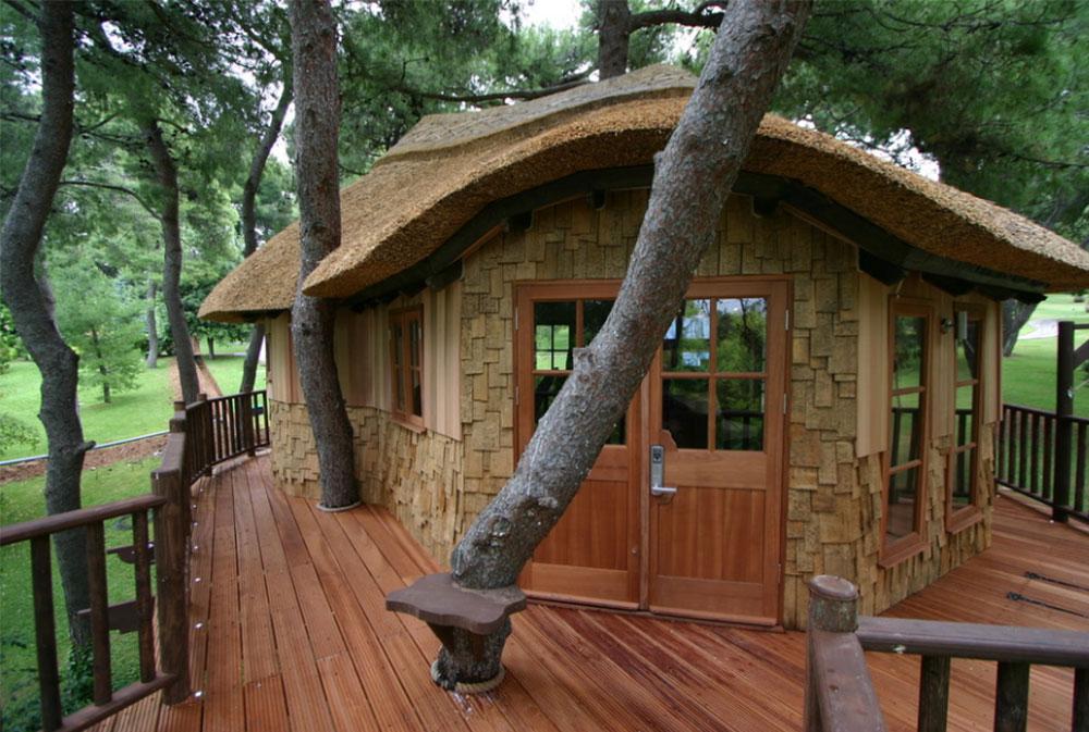 Bild 9-9 Coola trädhusdesigner att bygga (44 bilder)