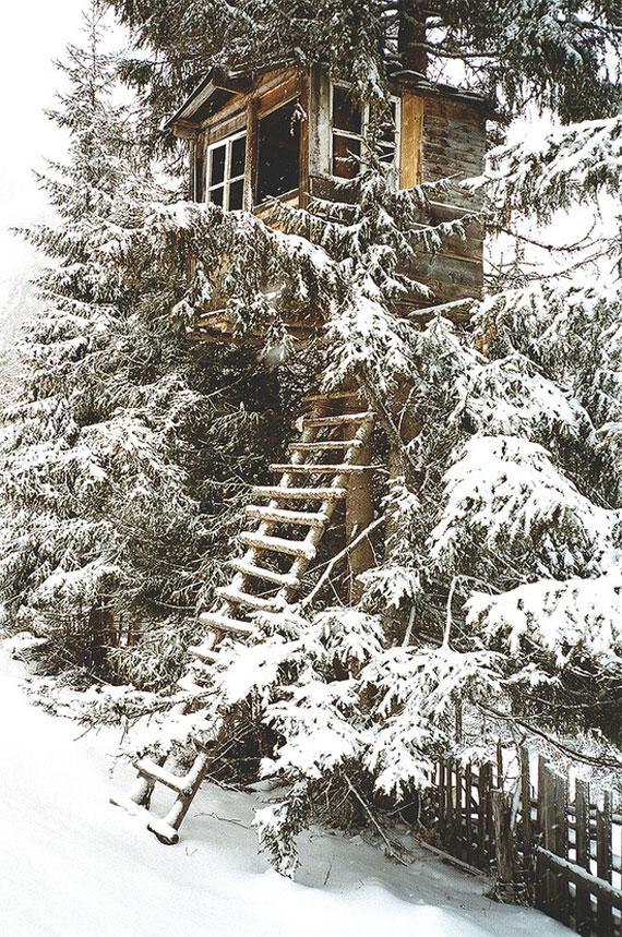 t14 Cool Treehouse designidéer att bygga (44 bilder)