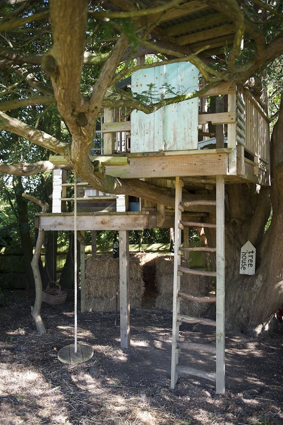 t19 Coola trädhusdesignidéer att bygga (44 bilder)