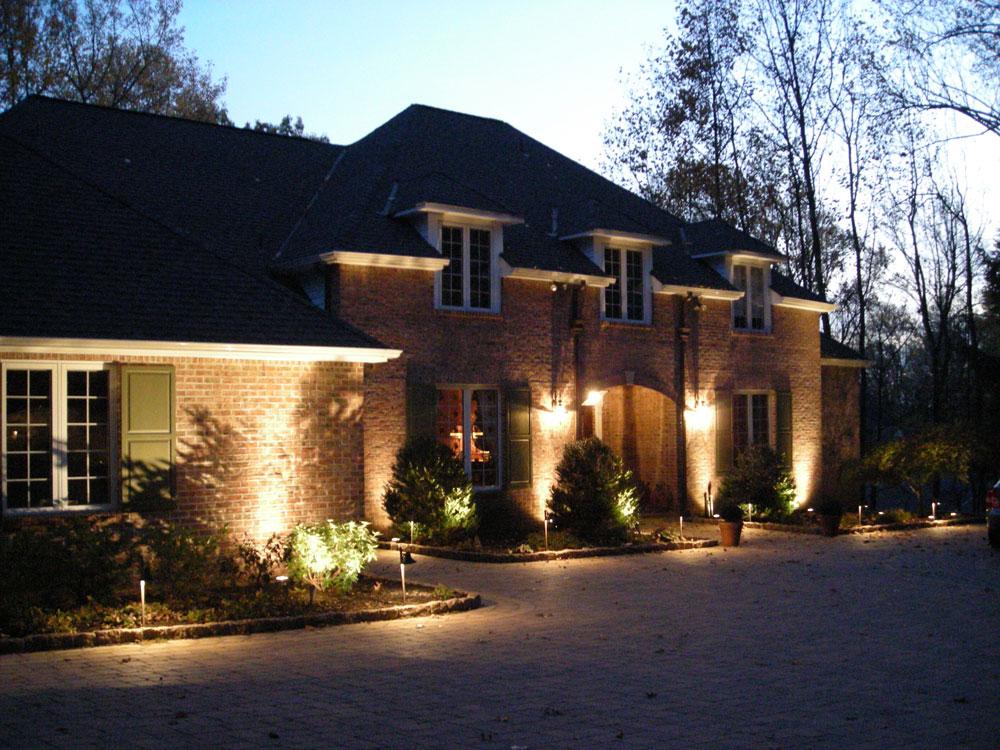 Huvudingångens yttre belysningsidéer för att fräscha upp ditt hem