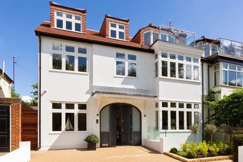 Modern-engelska-hem-i-Lonsdale-väg-designad-av-Granit-Chartered-arkitekter-3 Modern engelsk-hem i Lonsdale Road designad av Granit Chartered Architects