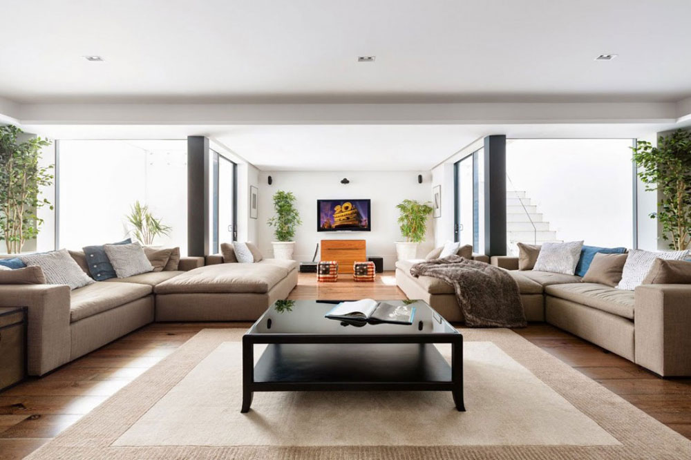 Modern-engelska-Home-In-Lonsdale-Road-Designed-By-Granit-Chartered-Architects-6 Modern English-Home In Lonsdale Road Designad av Granit Chartered Architects