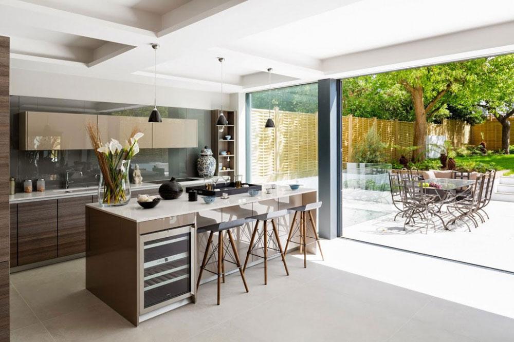 Modernt engelsk hus i Lonsdale Road-Designed-by-Granit-Chartered-Architects-9 Modernt engelsk hus i Lonsdale Road Designat av Granit Chartered Architects