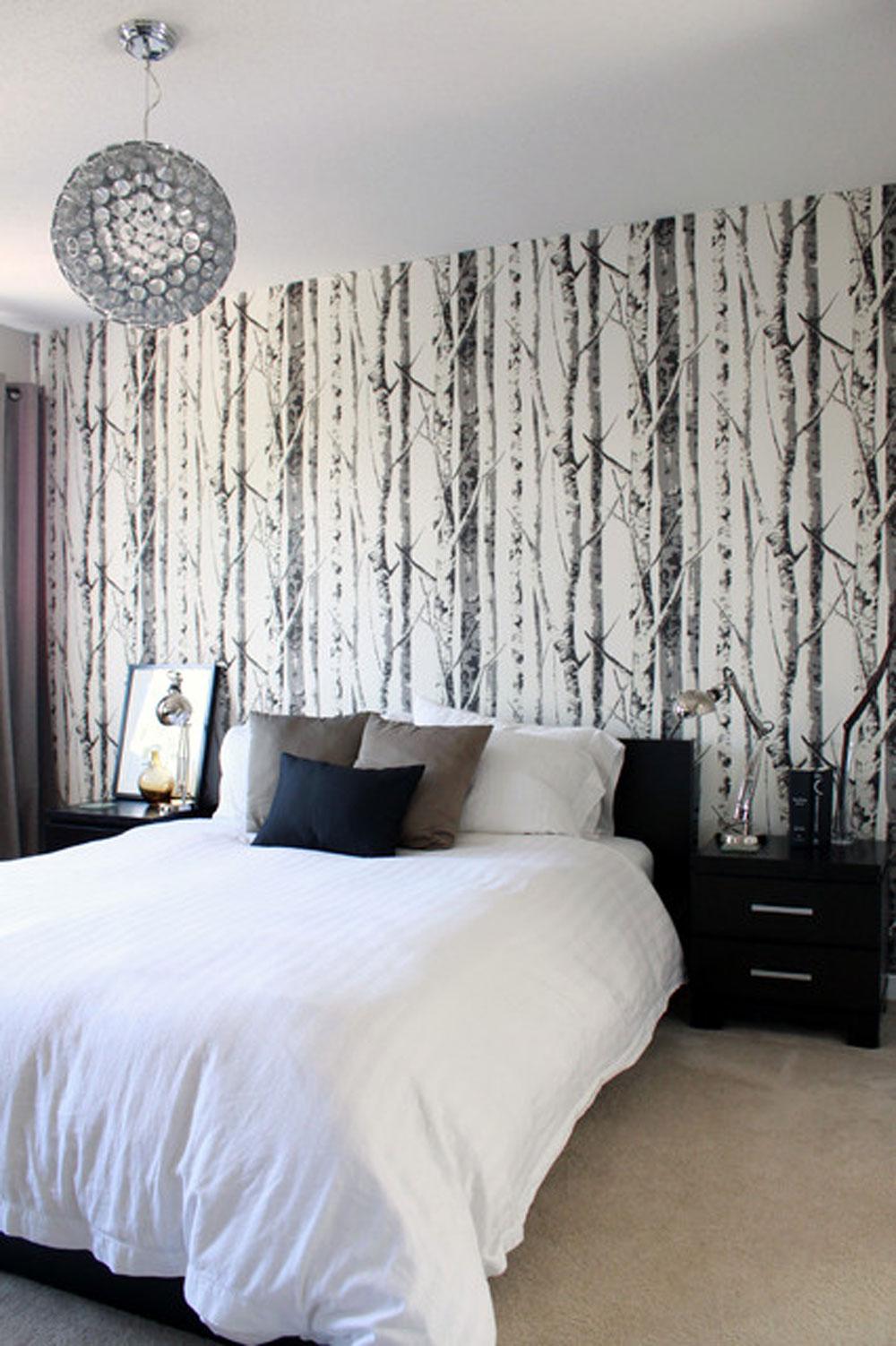 Dekorera och lägga till färg till rum med vita väggar 15-1 Dekorera och lägga till färg till rum med vita väggar