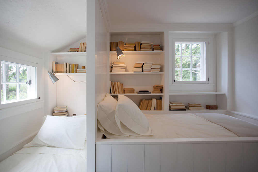 Dekorera och lägga till färg i rum med vita väggar 7 Dekorera och lägga till färg i rum med vita väggar