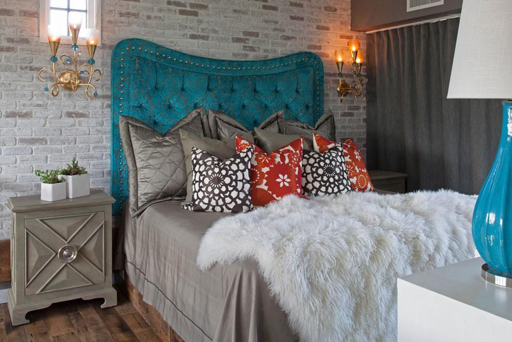 Dekorera och lägga till färg till rum med vita väggar 2-1 Dekorera och lägga till färg till rum med vita väggar