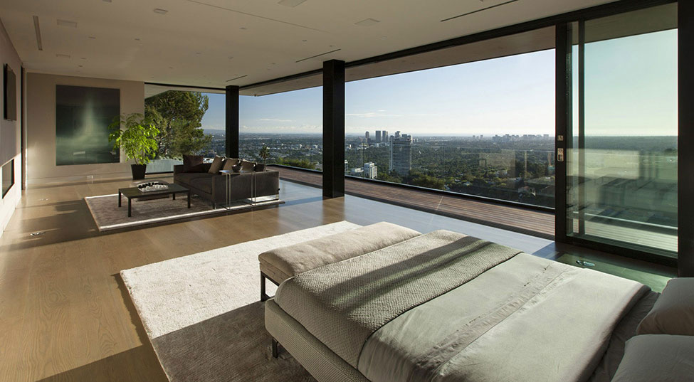 Los-Angeles-lyx-villa-designad-12 Los Angeles-lyx-villa designad av Mcclean Design Architects