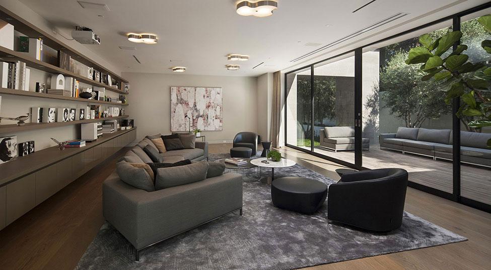 Los Angeles lyxvilla designad 9 Los Angeles lyxvilla designad av Mcclean Design Architects