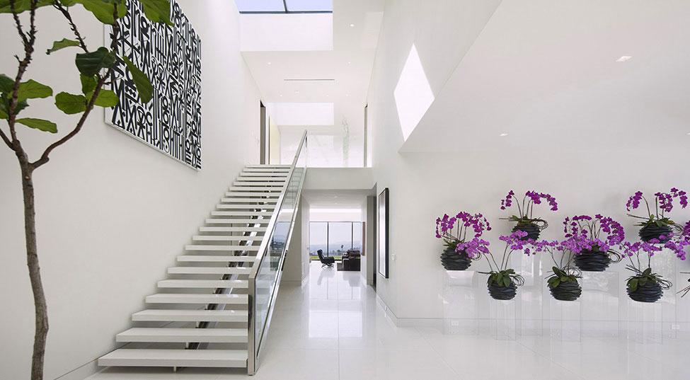 Los-Angeles-lyx-villa-designad-11 Los Angeles-lyx-villa designad av Mcclean Design Architects