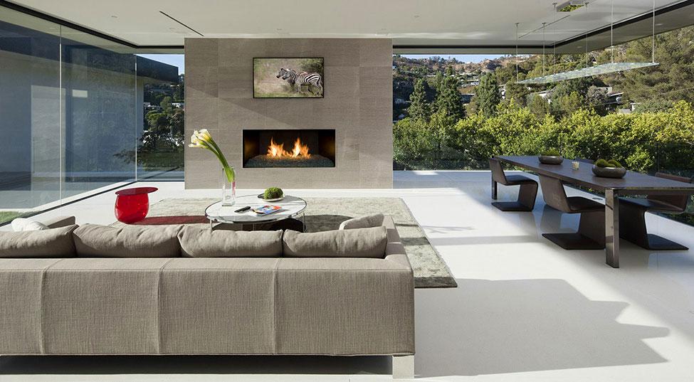 Los-Angeles-lyx-villa-designad-10 Los Angeles lyx-villa designad av Mcclean Design Architects
