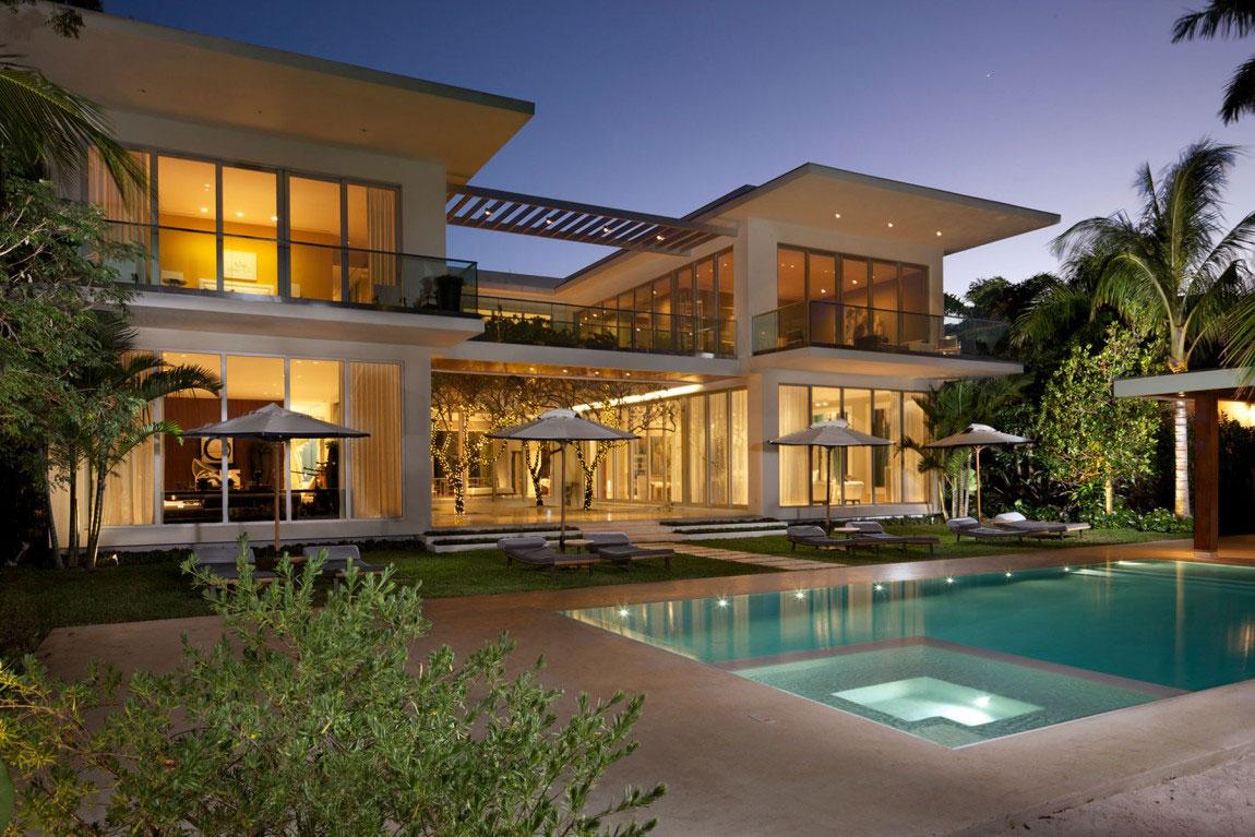 Hus med imponerande inredning, skapat av Kobi-Karp-Architektur-3 Hus med imponerande inredning, skapat av Kobi Karp Architecture