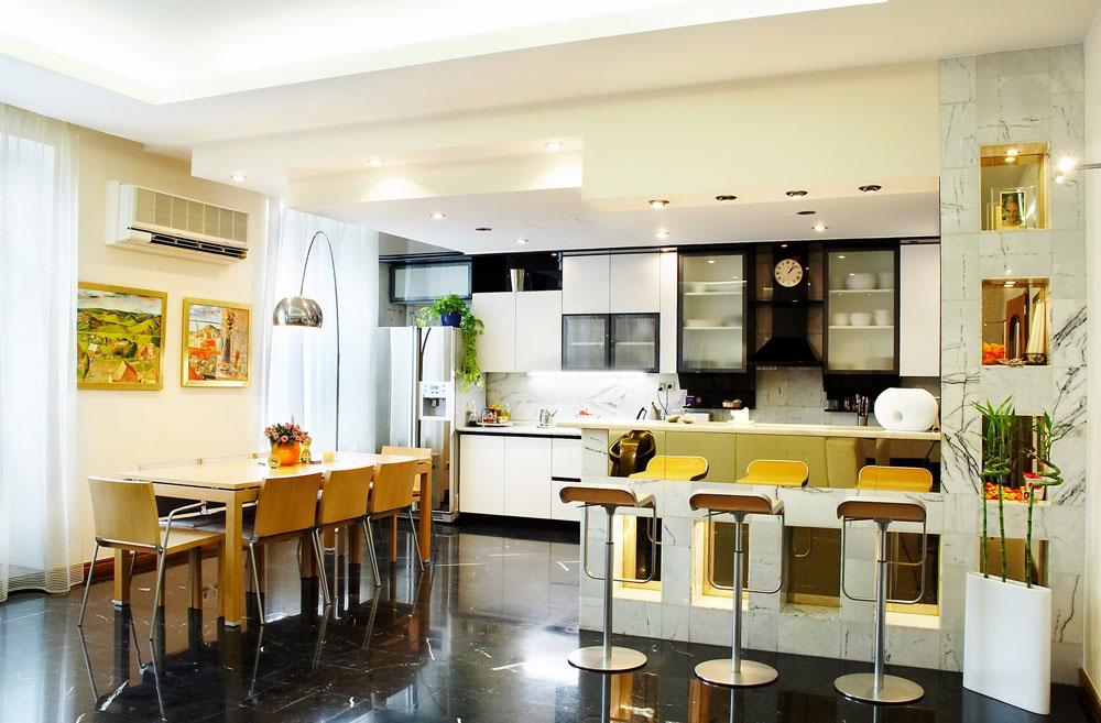 Sympatiska kök och matsalskombinationer-12 Sympatiska kök och matsalskombinationer