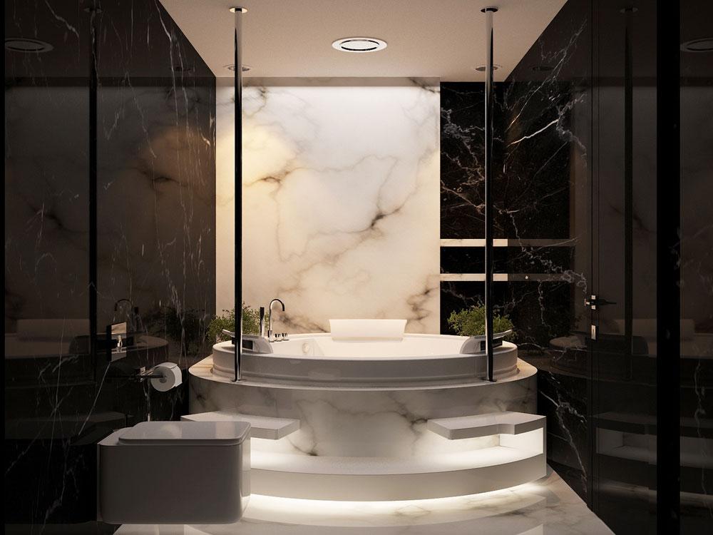 Ta en titt på dessa svarta badrumsinteriörer-23 Ta en titt på dessa svarta badrumsinredning